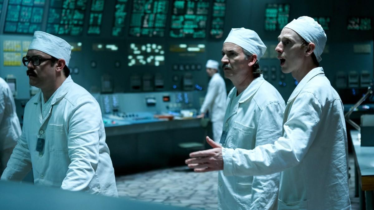 Опубликован первый тизер сериала «Чернобыль»