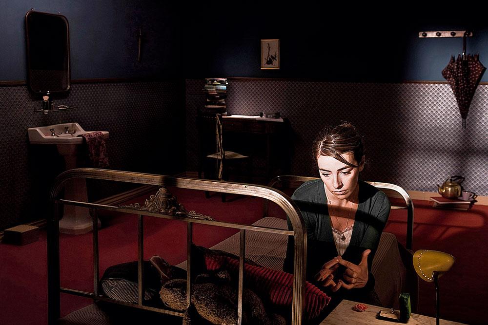 спам изображение Кристина де Мидель фотопроект фотографии воображение