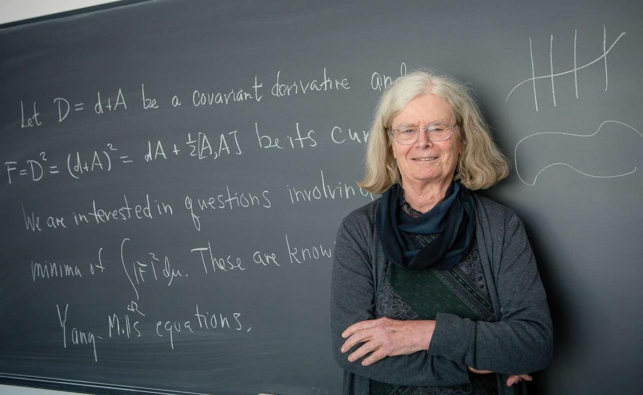 Одну из главных премий по математике впервые получила женщина
