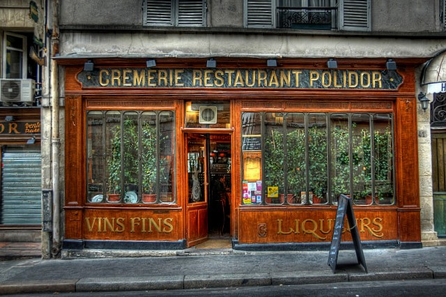 Париж Полночь в Париже Франция путешествие
