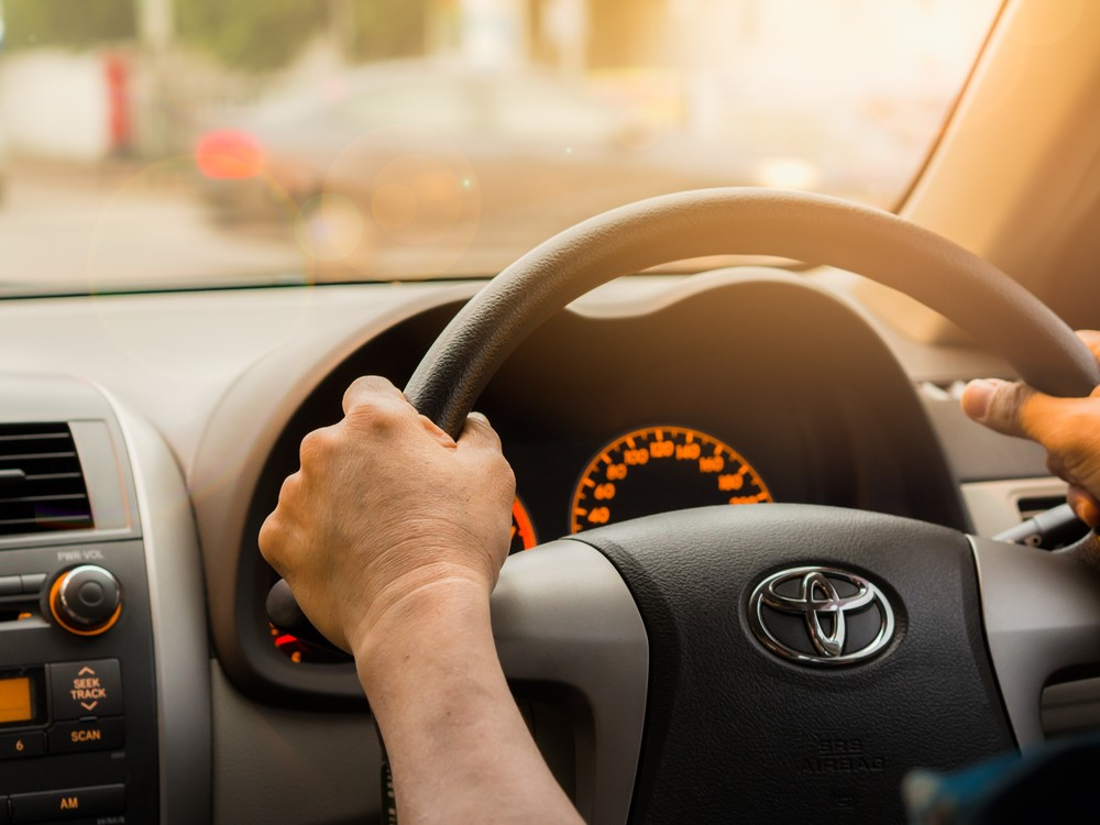 Toyota защитит свои автомобили от угона при помощи слезоточивого газа
