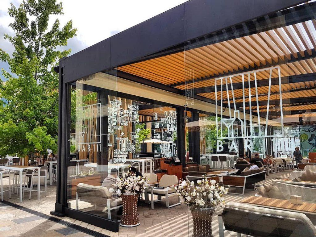 Resto Bar 111 Алматы бар