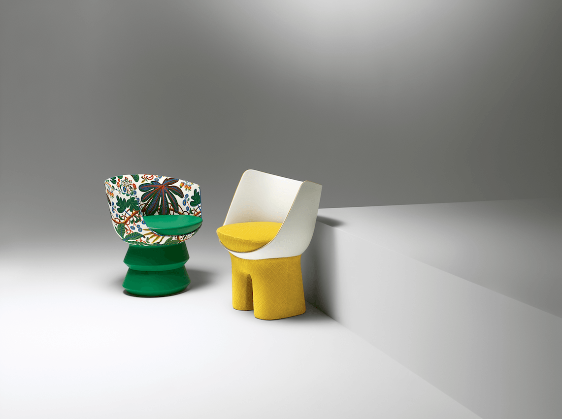 Fuorisalone Louis Vuitton Objets Nomades
