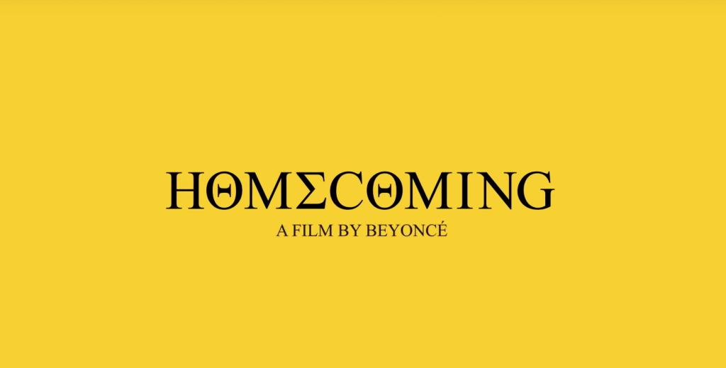 Возвращение домой Бейонсе документальный фильм кино история Coachella музыкальный фестиваль событие 2018 музыка