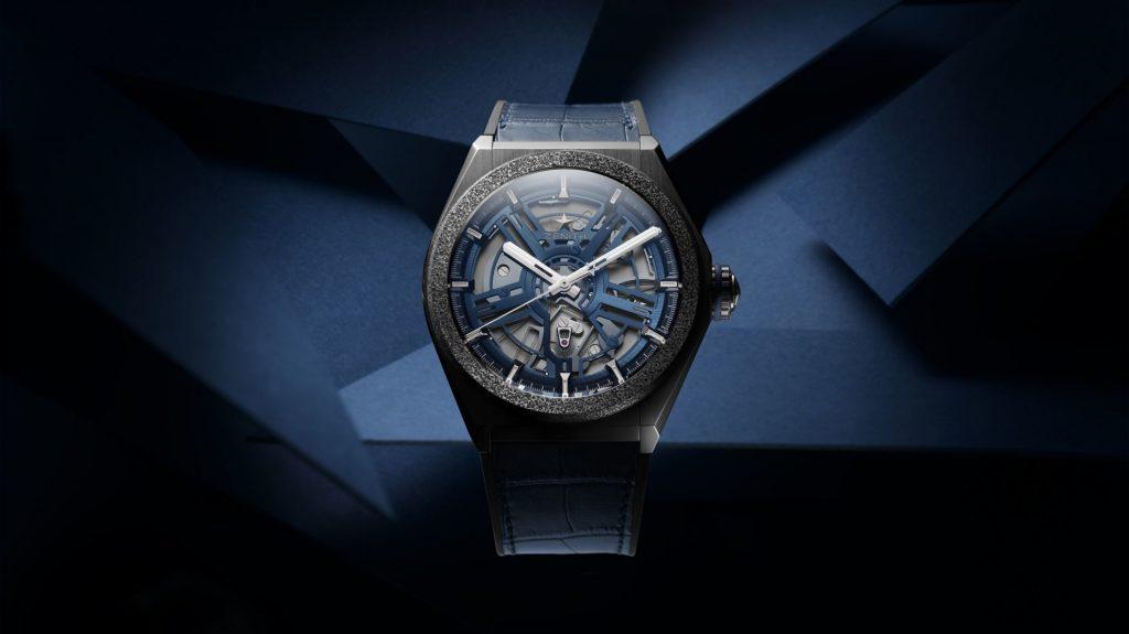 Zenith Defy Inventor Baselworld 2019 часы модель мода аксессуары Базель Швеция выставка