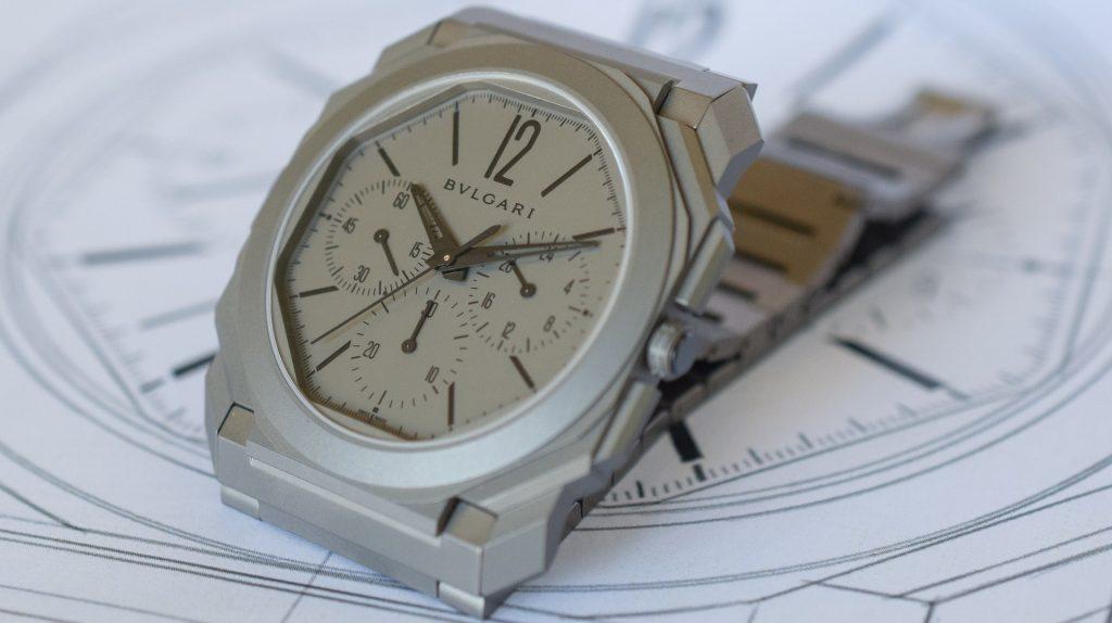 Bvlgari Octo Finissimo Chronograph GMT Automatic часы мода аксессуары 2019 Baselworld