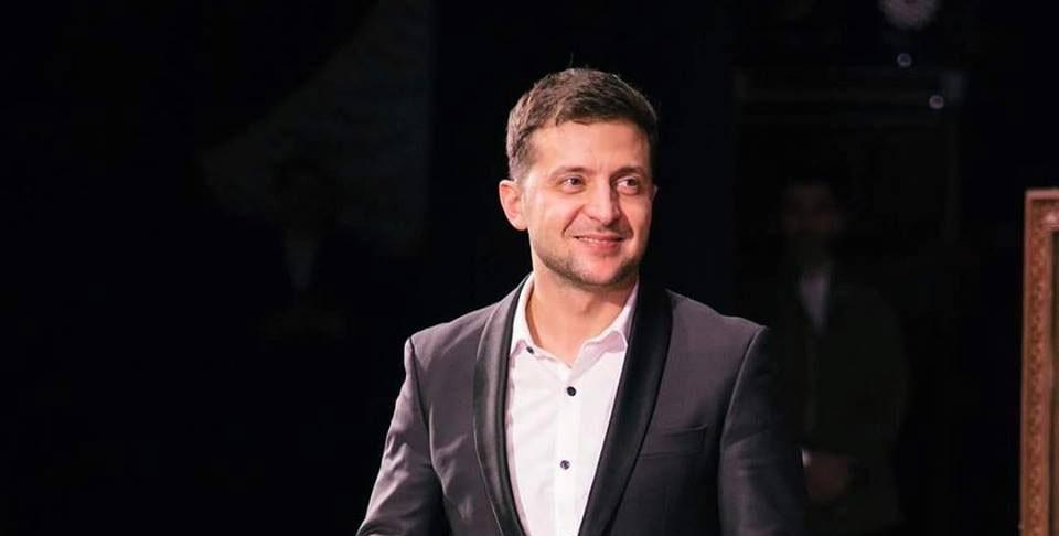 Владимир Зеленский Украина президент выборы победа ЦИК результаты голосования политика