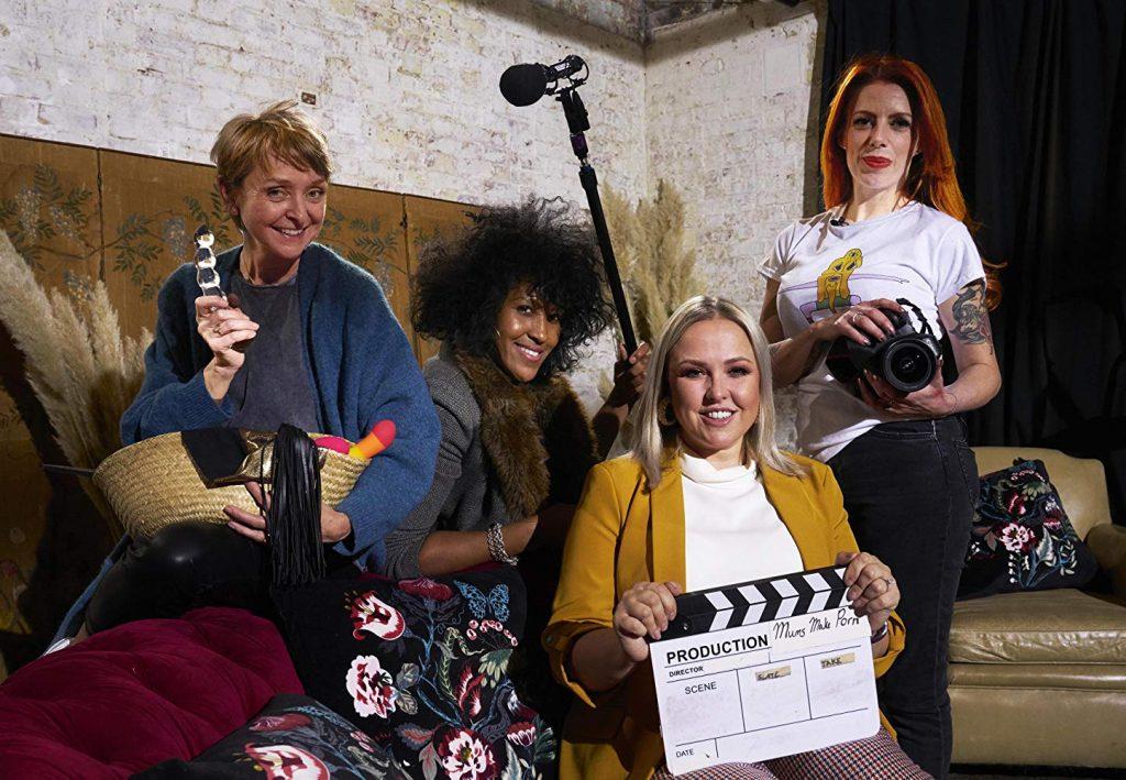 Mums Make Porn порно-фильм проект Великобритания телевидение кинокартины порно эротические фильмы