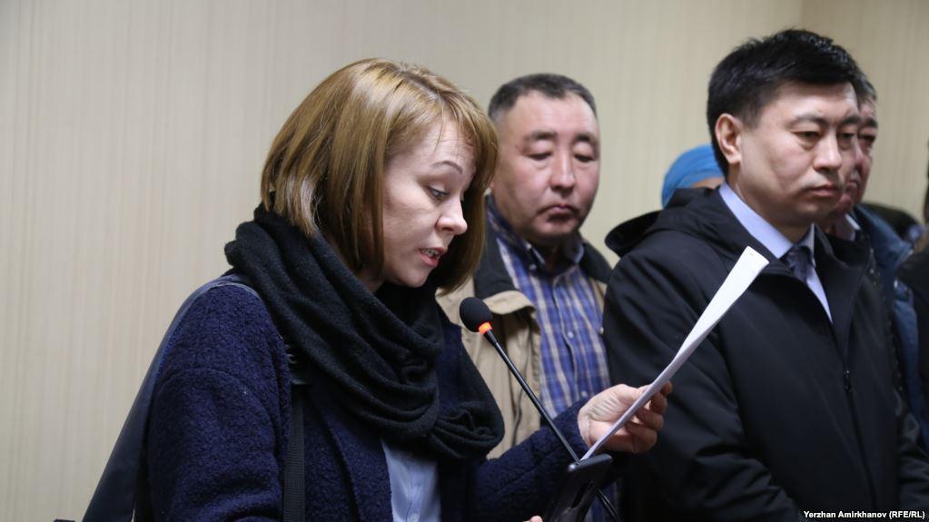 Журналистку осудили за насилие во время протестов 22 марта