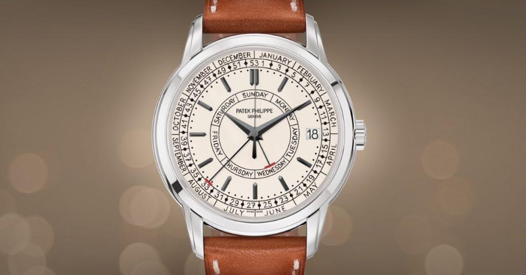 Patek Philippe Calatrava Weekly Calendar5212A часы Baselworld 2019 аксессуары мода мужские