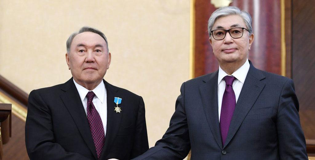 Nur Otan выдвинула кандидата в президенты