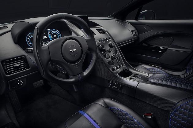 Aston Martin Rapide E электрокар