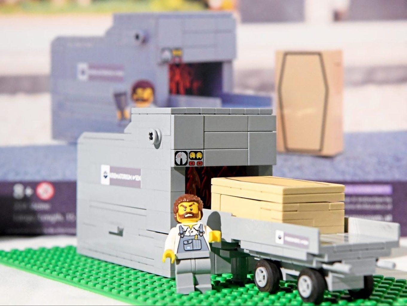 похороны смерть lego вена музей