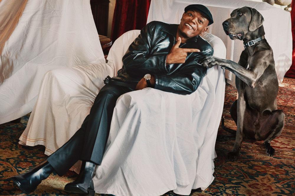 Сэмюэль Л Джексон актер США Голливуд карьера работа Marvel Тарантино Спайк Ли