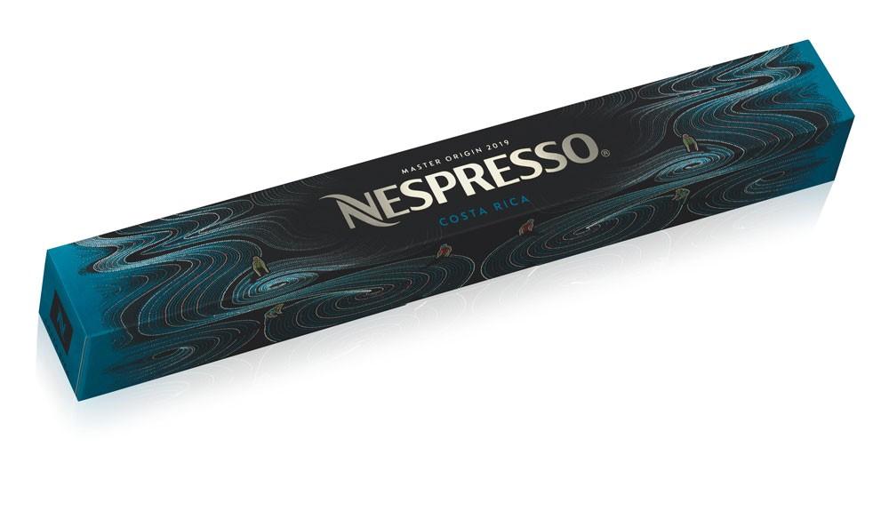 Nespresso Master Origins Costa Rica Коста-Рика страна кофе еда напиток бленд коллекция сорт