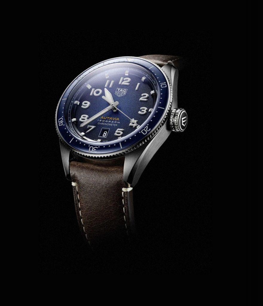 TAG Heuer Isograph часы Baselworld 2019