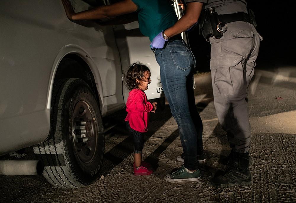 Фотогалерея лучших снимков года по версии World Press Photo