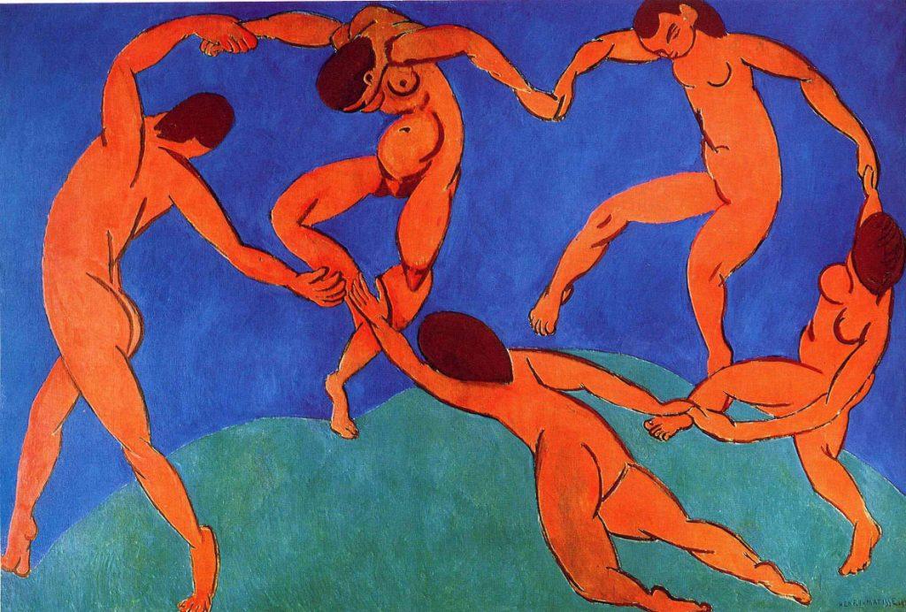 искусство цвет история культура Анри Матисс Танец