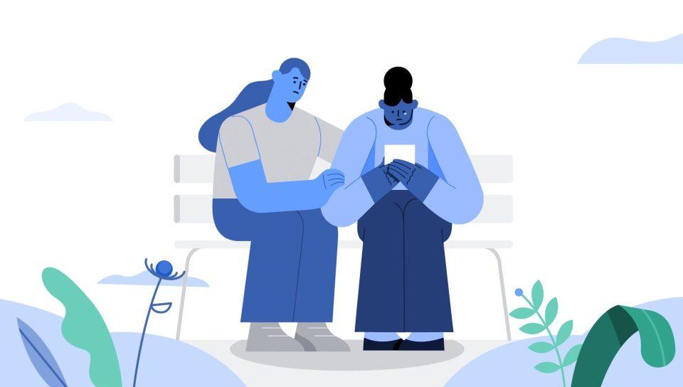 Facebook создает мемориальный раздел со страницами умерших пользователей