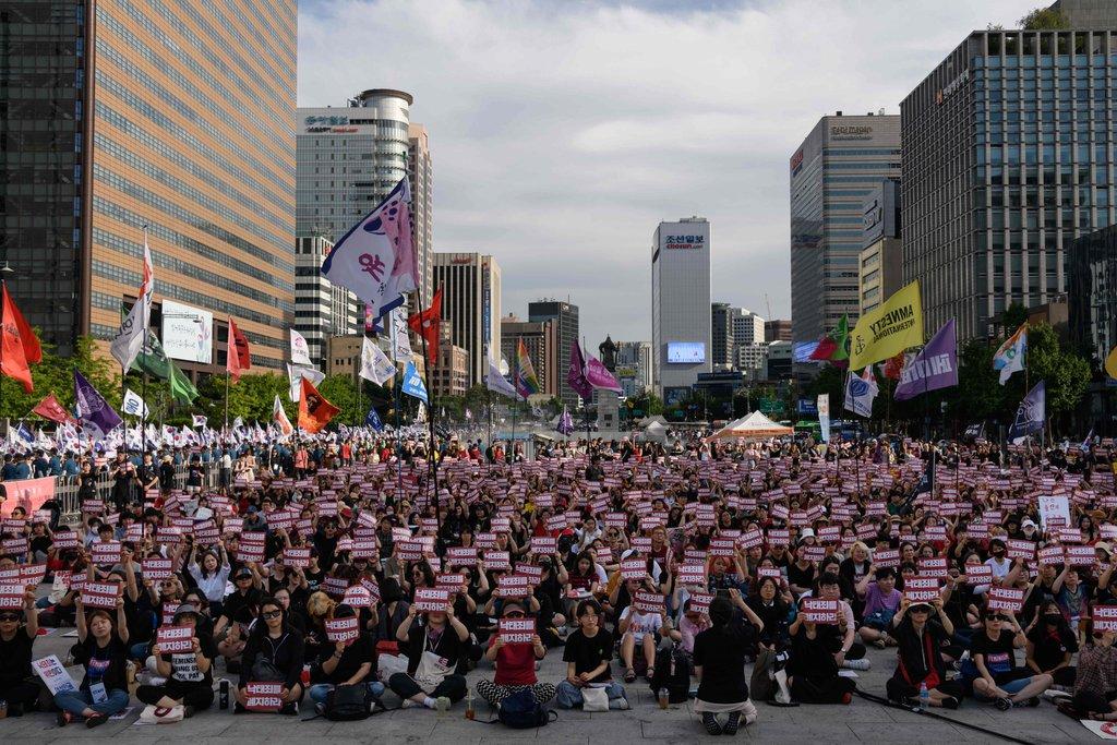 В Южной Корее разрешат делать аборты