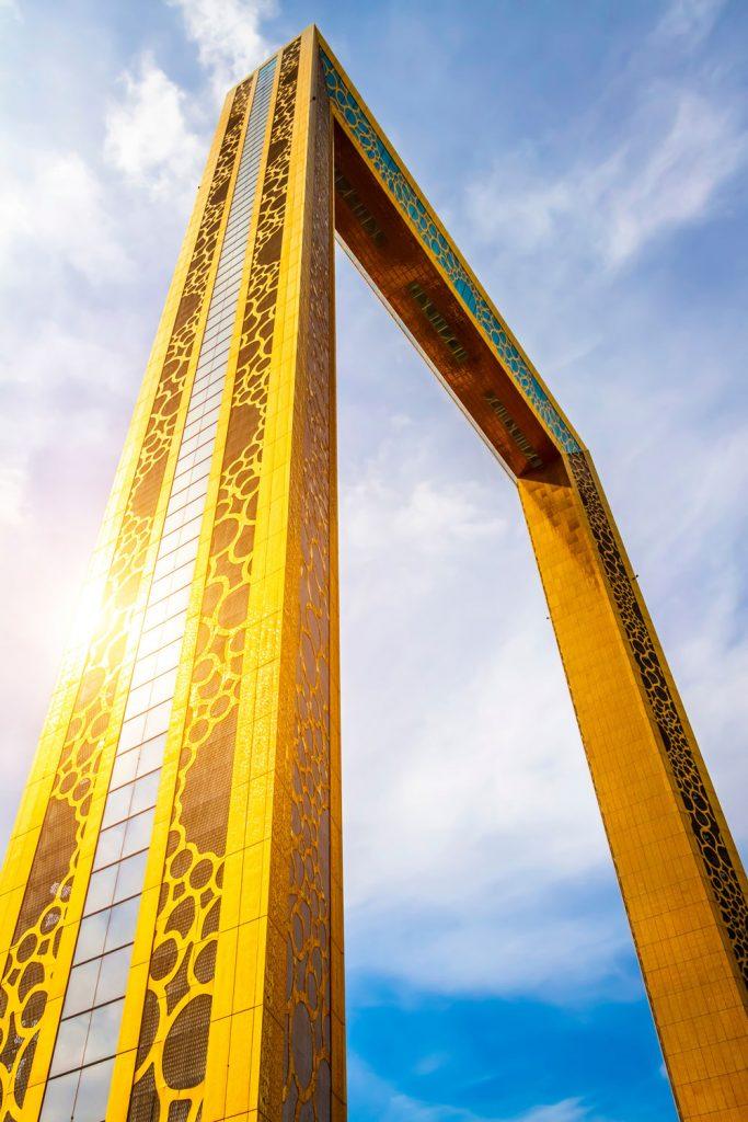 Frame Dubai Дубай рамка достопримечательность ОАЭ отдых отпуск туризм Казахстан что делать что смотреть в Дубайе