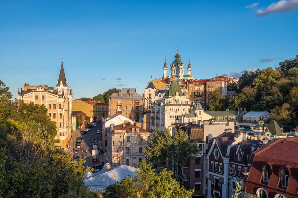 Украина Киев путешествие Казахстан отпуск безвизовый режим