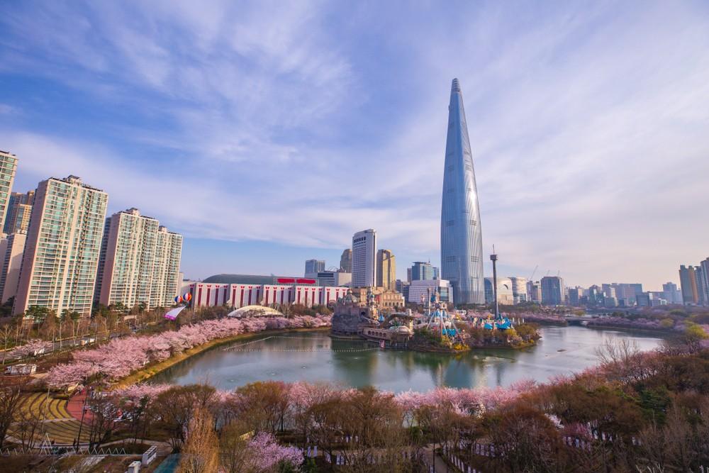 Южная Корея Сеул Пусан путешествие Казахстан отпуск безвизовый режим