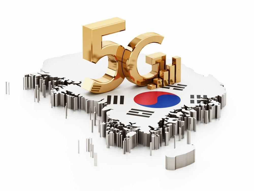 Южная Корея начала коммерческое использование 5G