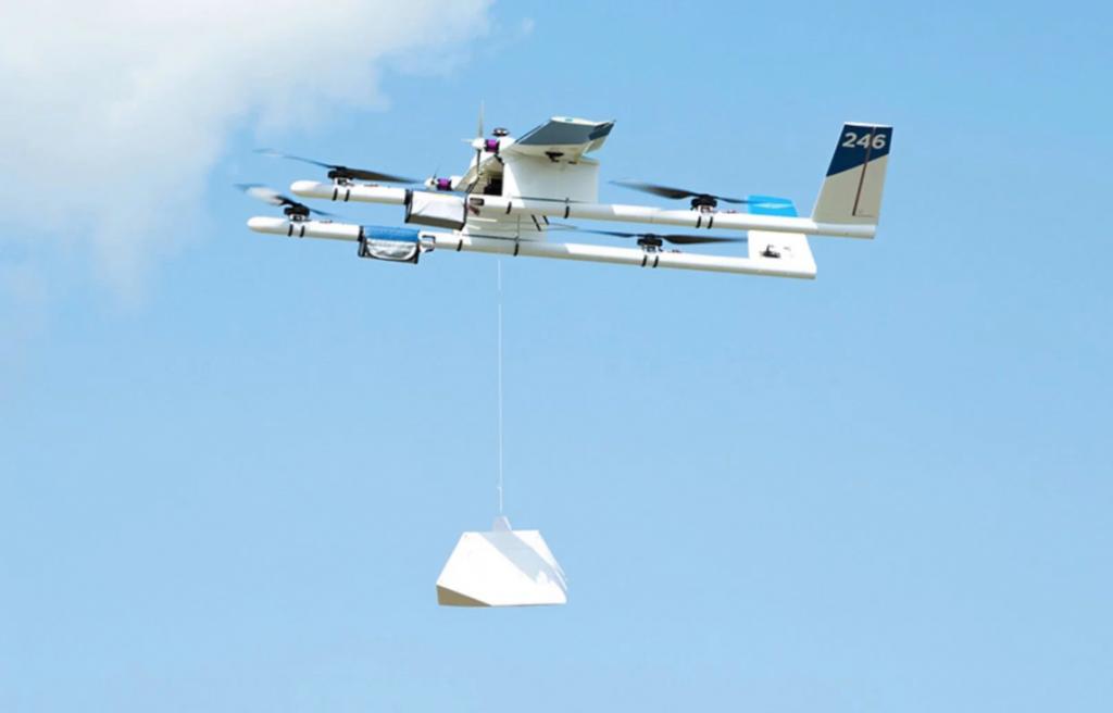Project Wing Google Alphabet Inc. дроны доставка еды Австралия Канберра