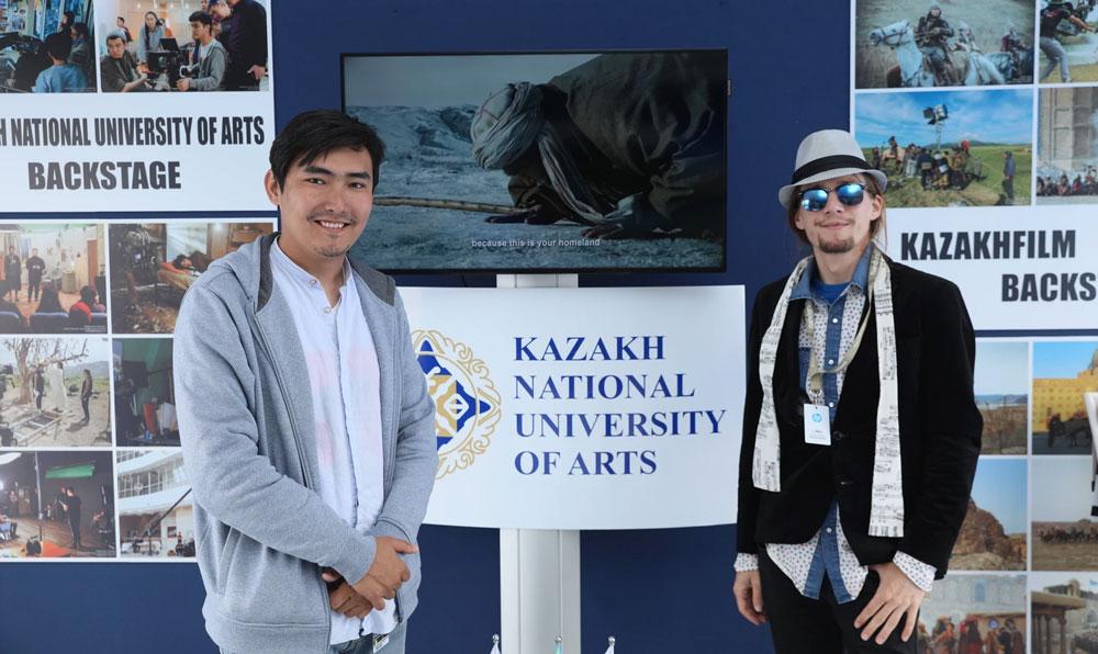 кинорынок Казахстанский павильон Канны кинофестиваль 72 2019 кино Франция