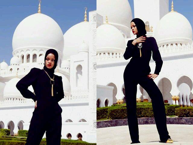 религия ислам мусульманство история культура политика Рианна ОАЭ