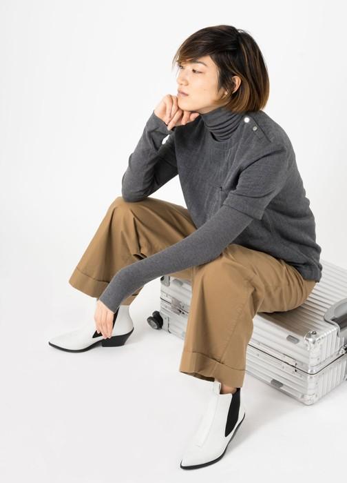 Senscommon Uchino Japan одежда мода активированный уголь коллаборация