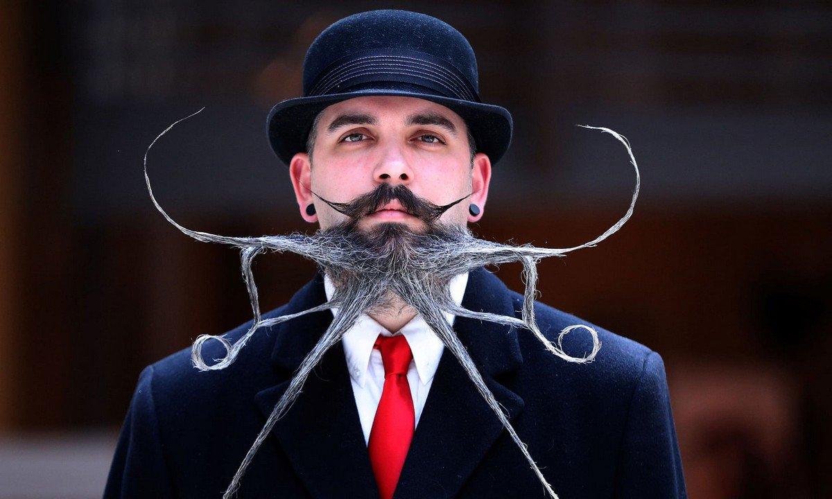 Чемпионат мира по бороде и усам 2019 Бельгия Антверпен
