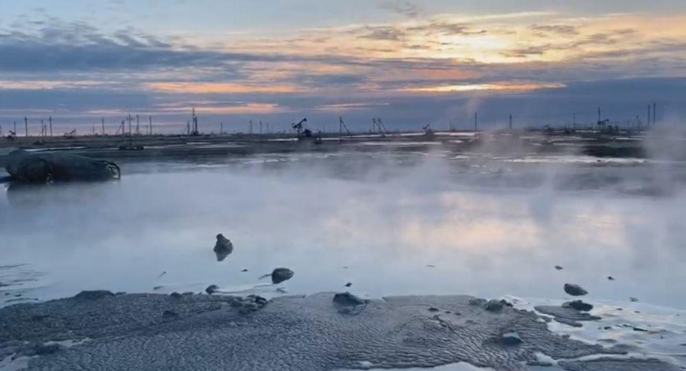 Каламкас месторождение пожар авария виновные си бу Казахстан нефть газ