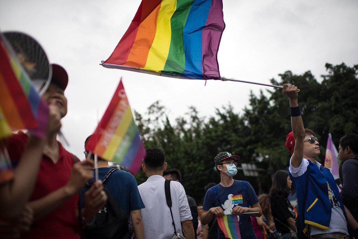 Тайвань ЛГБТ легализация однополых браков