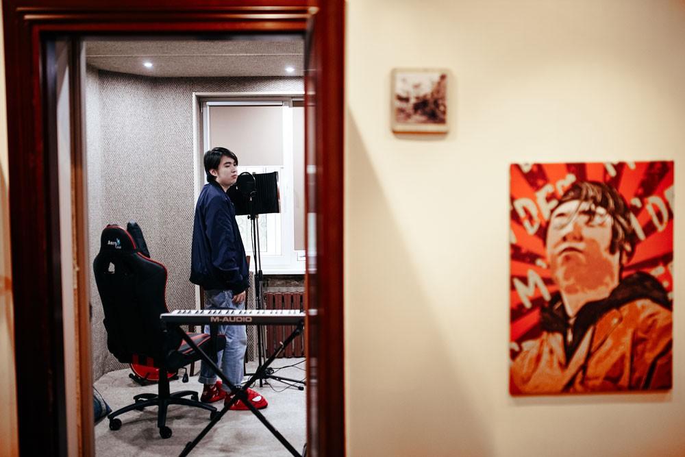 M'Dee Мади Токтаров музыка Казахстан интервью