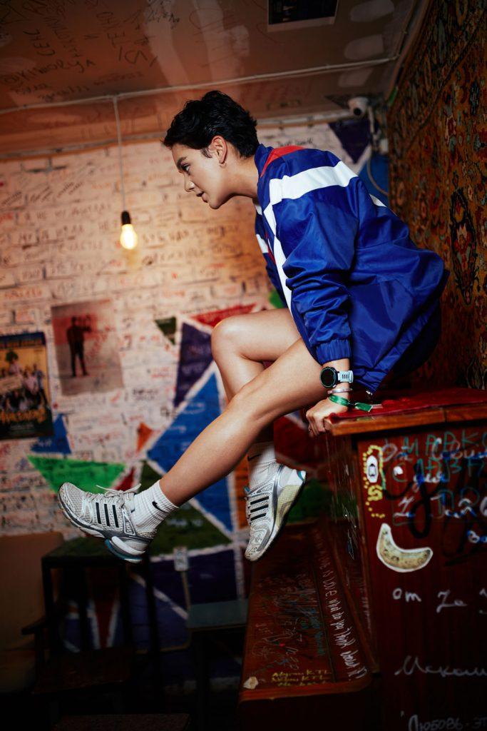 спорт мода стиль образ жизни интервью фотографии