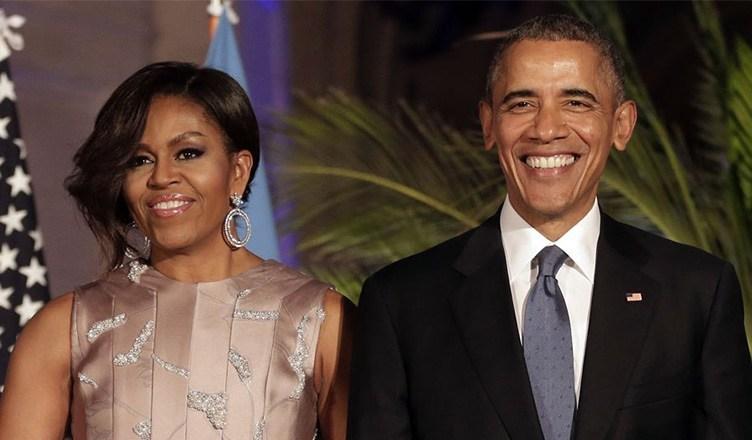 Барак и Мишель Обама снимут сериалы о Трампе, моде и другом