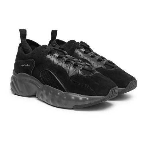 черные кроссовки спорт мода 2019 подборка Acne