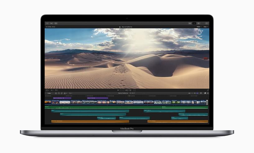 MacBook Pro Intel 9 core обновленная версия 2019