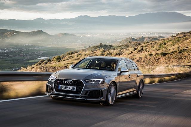 автомобили для путешествий машины дороги авто Audi RS4 Avant