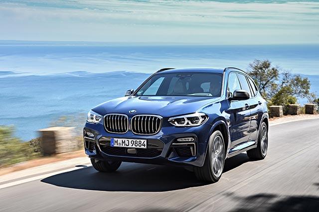 автомобили для путешествий машины дороги авто BMW X3 xDrive30i