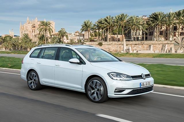 Volkswagen Golf Variant автомобиль машины путешествия дороги