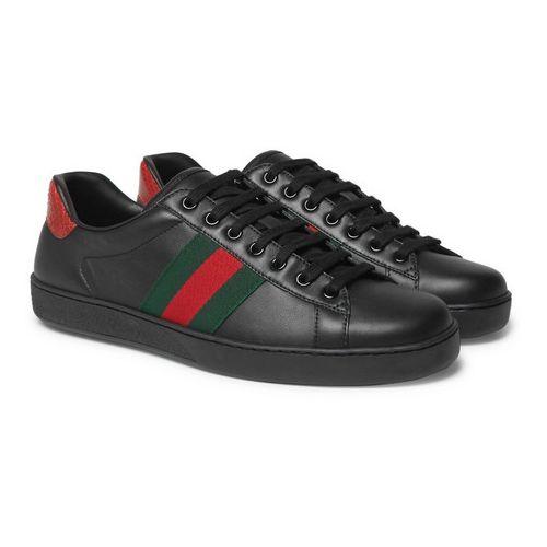 мода спорт 2019 обувь Gucci Ace