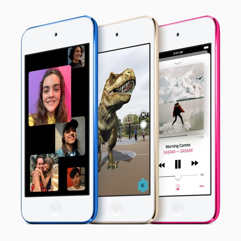Apple iPod touch технологии гаджет обновление процессор память