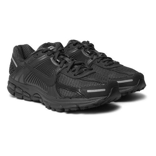 мода спорт 2019 обувь Nike Zoom черные кроссовки