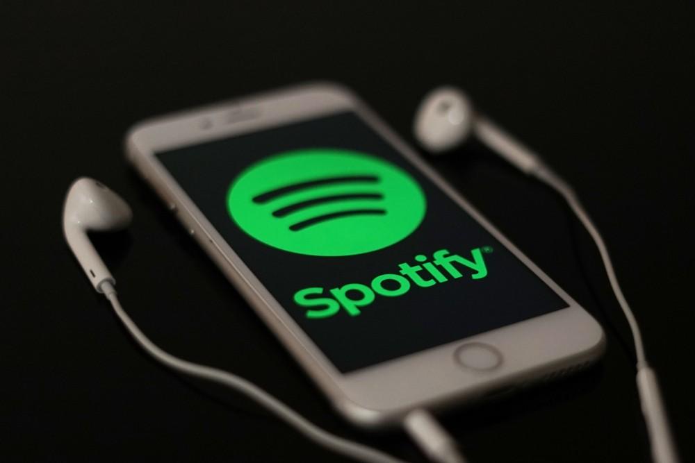 Spotify музыка стриминг приложение технологии реклама