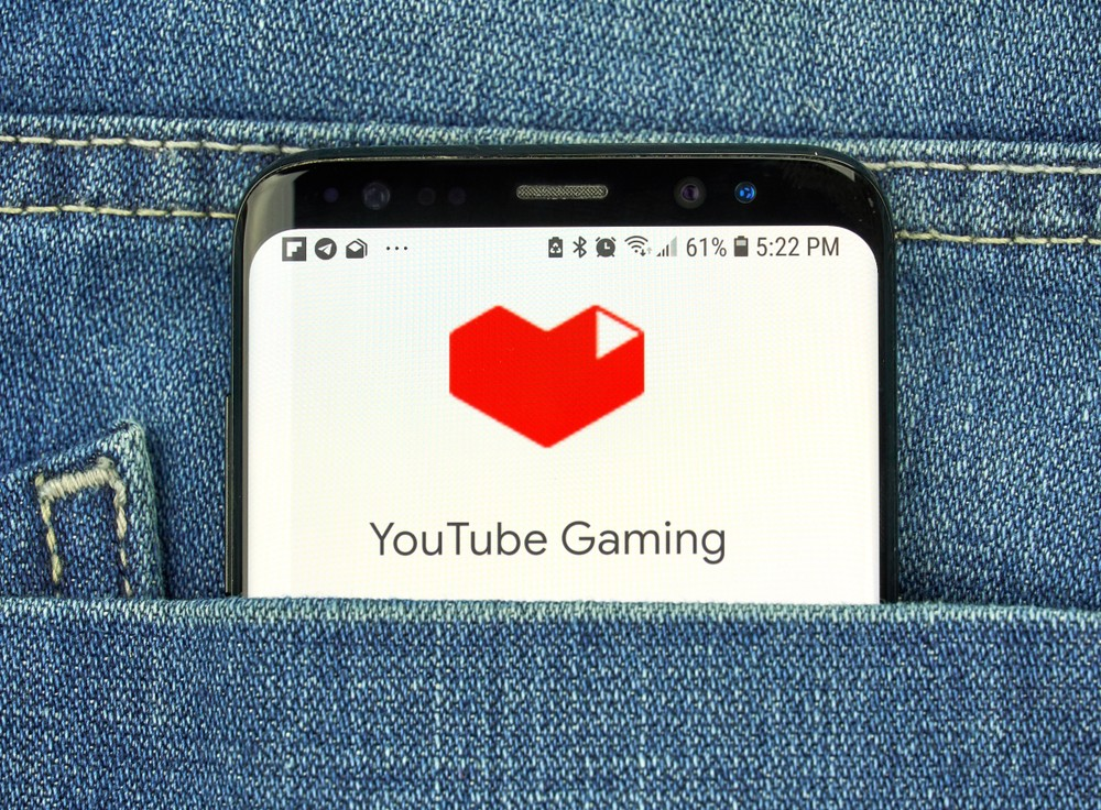 Google закроет приложение YouTube Gaming на этой неделе