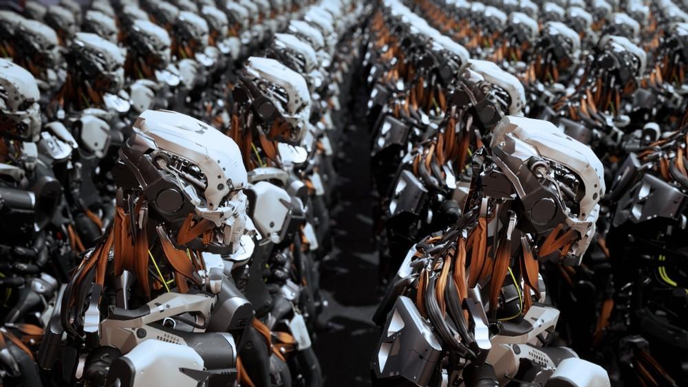 Военных роботов будут использовать в Южной Корее