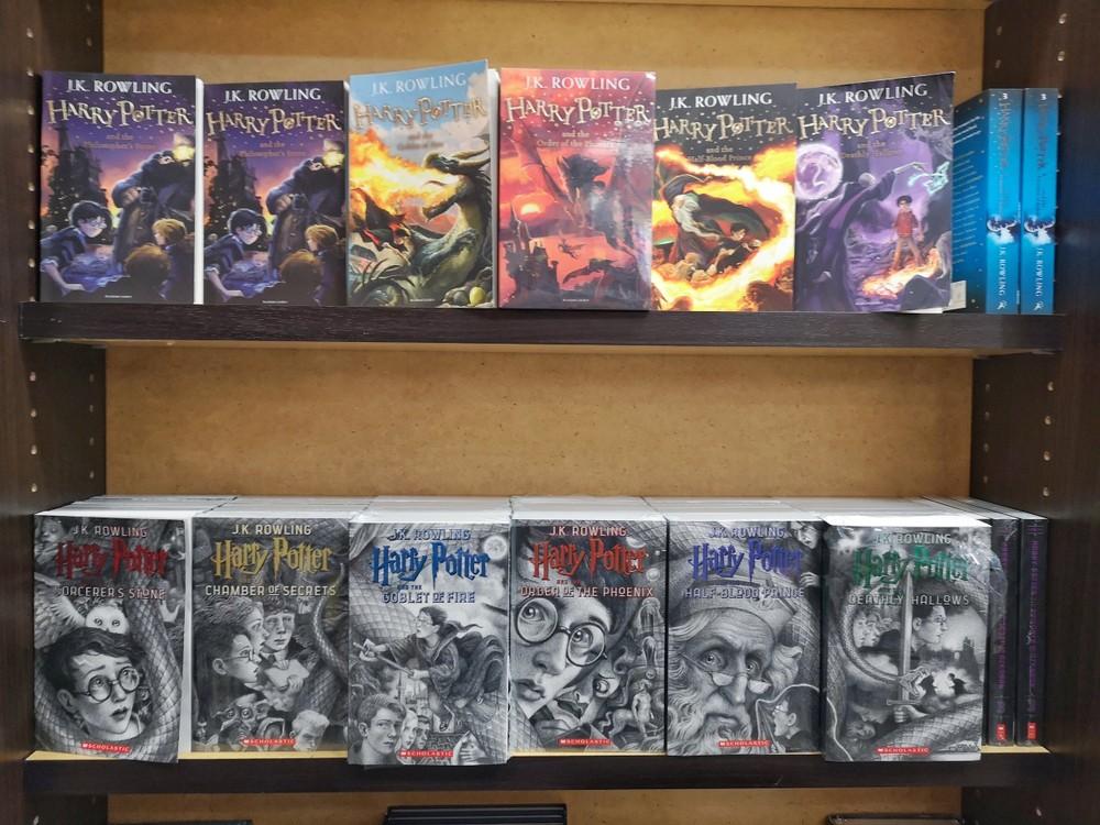 вселенной Гарри Поттера четыре рассказа книги учебники литература Роулинг истории